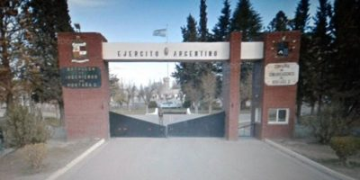 Robaron en un arsenal del Ejército en Neuquén 10