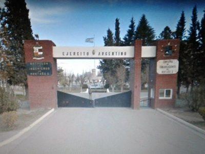 Robaron en un arsenal del Ejército en Neuquén 8