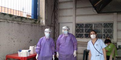 Operativo en Alfonzo para identificar casos sospechosos de Covid-19 7