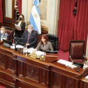 El Senado debate los cambios en el Ministerio Público Fiscal 2