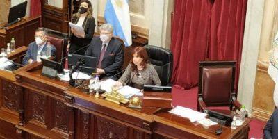 El Senado debate los cambios en el Ministerio Público Fiscal 9