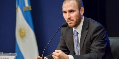 El ministro Guzmán dijo que no hay apuro en acordar con el FMI y descartó ayuda de China 9