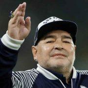 Murió Diego Armando Maradona 2