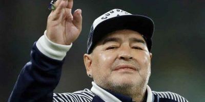 Murió Diego Armando Maradona 5