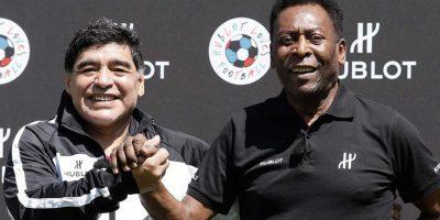 """Pelé tras la muerte de Maradona: """"Ciertamente, algún día patearemos una pelota juntos en el cielo"""" 7"""