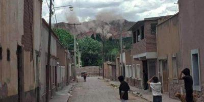 Un sismo de 5.9 sacudió Humahuaca y Orán 8