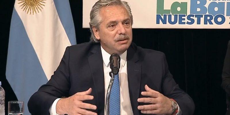 """Alberto Fernandez en el Congreso de La Bancaria: """"·Esta vez los acreedores son los que están pagando el ajuste; no la gente"""" 8"""