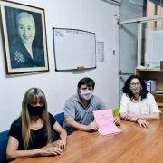 Concejales del Frente de Todos presentaron un proyecto para nombrar una calle como Diego Armando Maradona 16