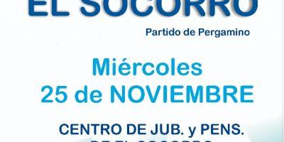 Pami Móvil pasó por Otero, Urquiza y esta semana estará en El Socorro 11