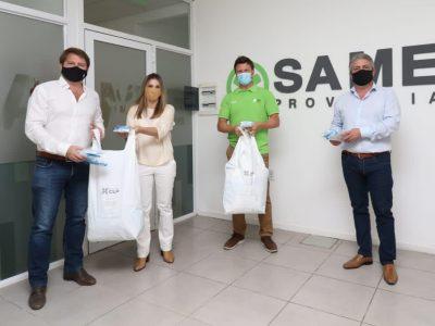 Inauguraron las nuevas instalaciones del SAME 2