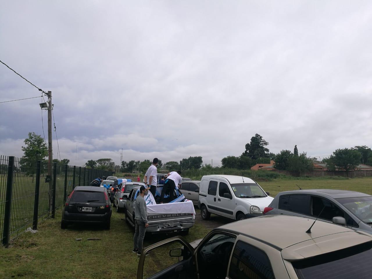 """En Pergamino se realizó una marcha con la consigna """"Salvemos las dos vidas"""" 2"""
