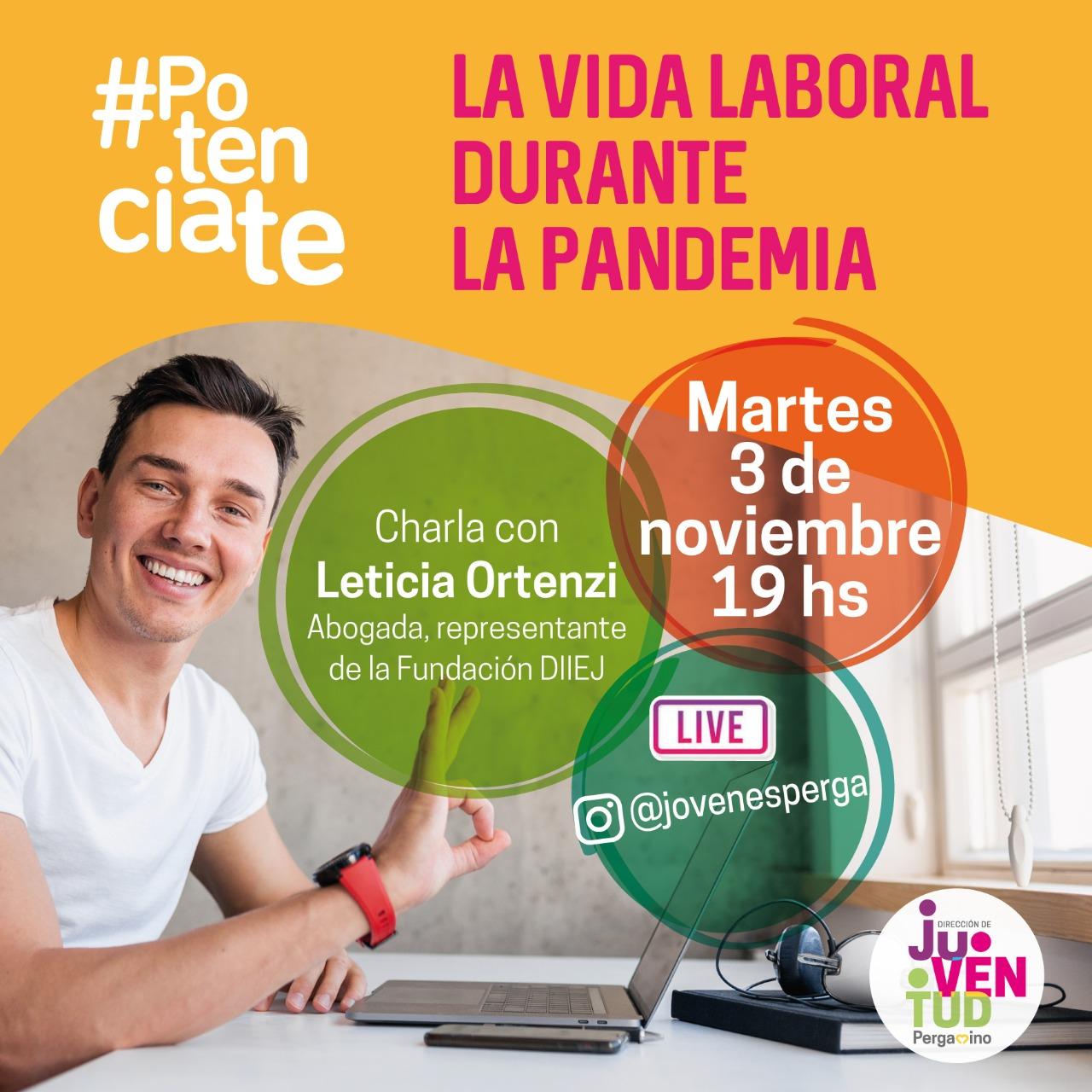 """Juventud y el Club Social de Innovación lanzan el Programa """"Potenciate"""" 1"""