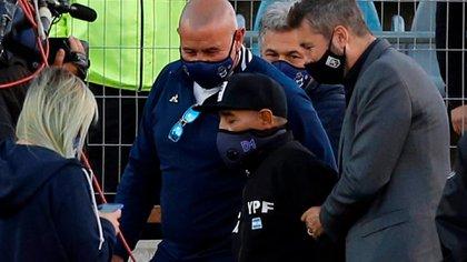 Murió Diego Armando Maradona 1