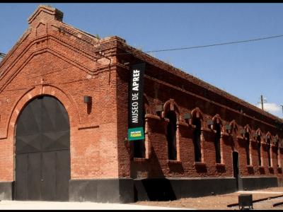 Robaron en el Ferromuseo 13