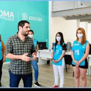 IOMA lanzó el Programa Agentes Sanitarios 3