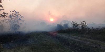 INTA: Son importantes las variables para evitar aumentar el riesgo de incendios 9