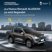 Pergamino Automotores presenta la nueva Alaskan 2
