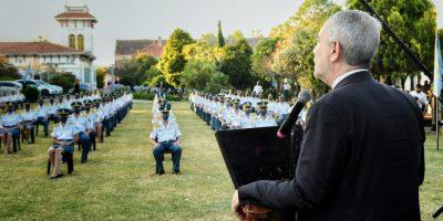 El Ministerio de Justicia sumó 150 oficiales al Servicio Penitenciario 10