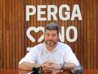 El secretario de Tierras, Vivienda y Obra Publica Social Juan Manuel Batallanez dio detalles de los proyectos en proceso en el área 1