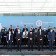 El Presidente firmó el Consenso Fiscal 2020 con los gobernadores 12