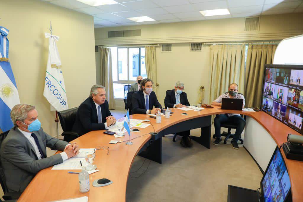 Argentina asumió la presidencia pro témpore del Mercosur 1