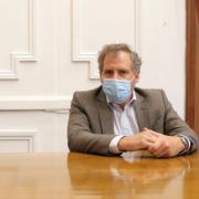 El secretario de Gobierno Rico Zini habló sobre el año que afrontó el ejecutivo municipal 12