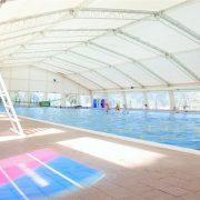 El natatorio municipal pasó de actividades individuales a grupales reducidas 8