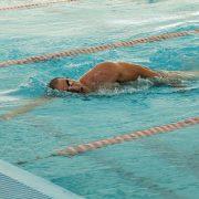 El natatorio municipal volvió a funcionar ésta semana 15