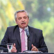Alberto Fernández visitará Chile está semana 15