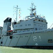 El sismo registrado en la Antártida puso en alerta a la Armada Argentina 12