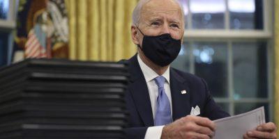 Biden le devuelve el apoyo de su país a la OMS tras el intento de retirada de Trump 5