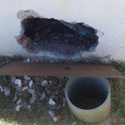 El Municipio informó que fueron vandalizados 3 pozos de agua 4