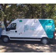 La Dirección de Hospitales realizó una derivación exitosa desde nuestra ciudad a La Plata 1