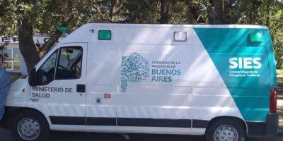 La Dirección de Hospitales realizó una derivación exitosa desde nuestra ciudad a La Plata 10