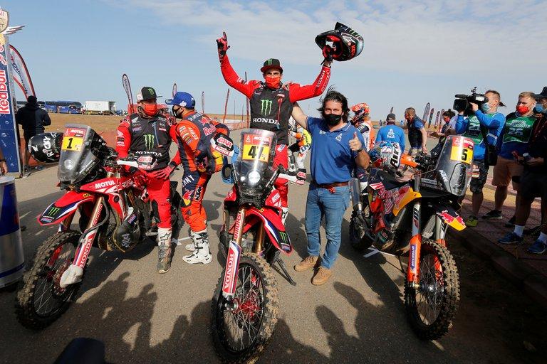Dakar 2021: Doble triunfo con sabor a hazaña para la Argentina 2