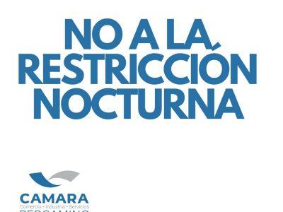 Restricciones horarias: Dialogamos con la Presidenta de la Cámara de Comercio Mariana García 1