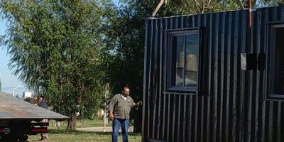 Policía motorizada tendrá su base en Barrio 148 viviendas 7