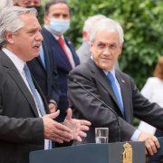 """""""Argentina y Chile son países indisolublemente hermanados"""", dijo el presidente Fernández 4"""