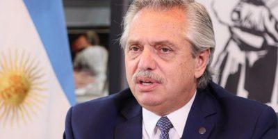 La CAF le anunció al presidente Alberto Fernández financiamiento por otros 300 millones de dólares para la Tarjeta Alimentar 8