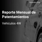 Con los 20.580 vehículos de diciembre el año finalizó con 342.474 patentamientos 21