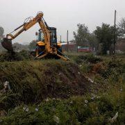 Limpieza de desagües y mejoramiento de accesos en diferentes puntos de la ciudad 3