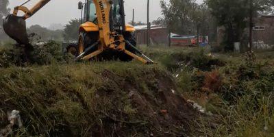 Limpieza de desagües y mejoramiento de accesos en diferentes puntos de la ciudad 7