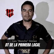 """Luis """"Moncho"""" Gómez fue confirmado como DT de la primera local de Douglas 4"""