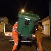 Empezó la contenerización en todo el barrio Acevedo 15