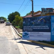 Se realizan más de 20 cuadras de cordón cuneta en barrios de la ciudad 2