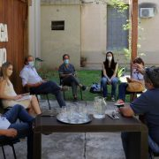 Se reunió el comité de crisis ante el aumento de casos de COVID-19 y de internaciones 3
