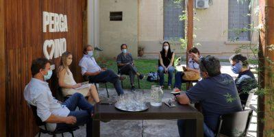 Se reunió el comité de crisis ante el aumento de casos de COVID-19 y de internaciones 11