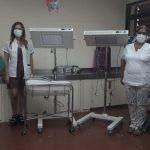 La Sala de Neonatología del Hospital recibió nuevo equipamiento tecnológico 1