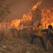 CRA: Analizan situación en cuatro provincias por incendios y eventos climáticos 15
