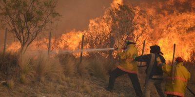 CRA: Analizan situación en cuatro provincias por incendios y eventos climáticos 9